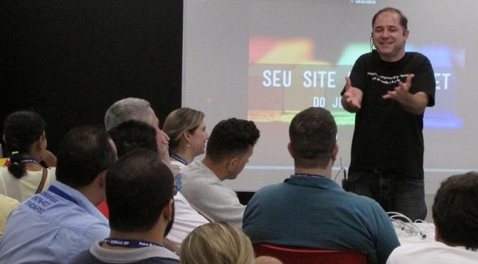 Aprenda a criar seu site com Bruno Souza (Javaman)
