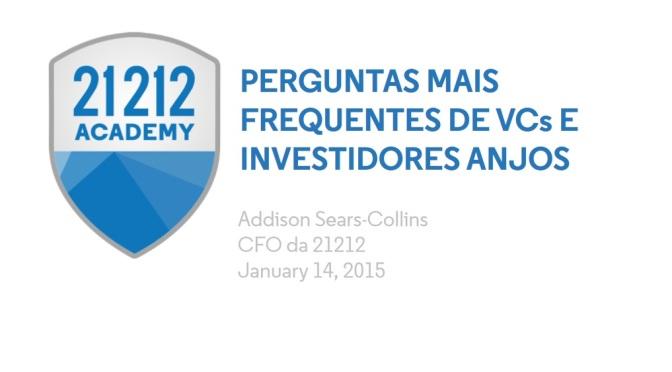 Capa do ebook 21212 Academy